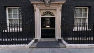 Floor Plan 10 Downing Street (see description)