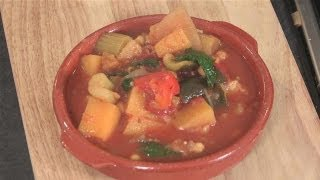 How To Cook Easy Vegetable Stew