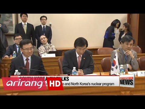 S. Korea, EU agree to cooperate to end N. Korea's nuclear program