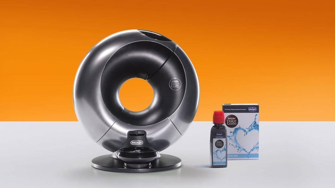 Bevorzugt Descale your NESCAFÉ® Dolce Gusto® Eclipse coffee machine by De HD62