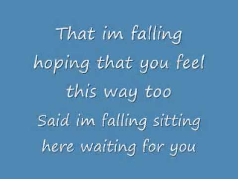 Falling By: Iration W/Lyrics