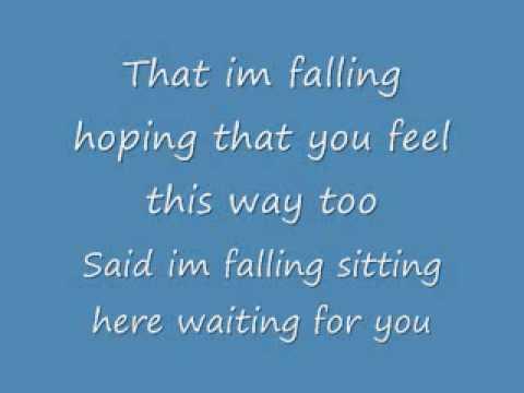 Falling By: Iration W/Lyrics