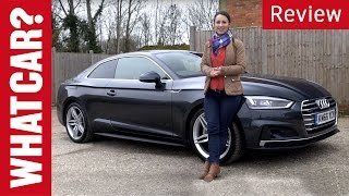 2017 Audi A5 review | What Car?