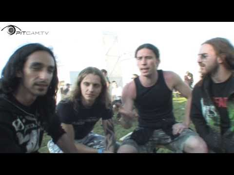 WACKEN - Interview with The Fading Metal Battle Winner from Isreal | PitCam