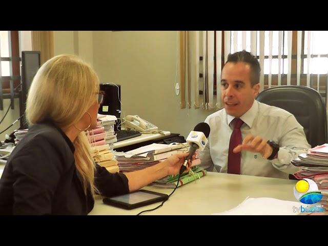 Face a Face entrevista o juiz de Búzios, dr. Raphael Baddini