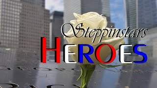 Heroes - Firefighters - Police - Rescue - thank you - salute - 911 - honor - Steppinstars(As a follow up to my video: We Stand Ready, I felt the need to write new music honoring our Heroes in Law Enforcement, Fire and Rescue. Each day these brave ..., 2014-11-26T12:41:39.000Z)