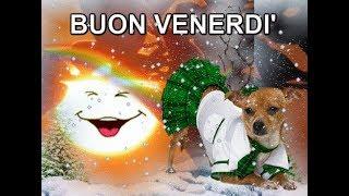 """Buon Venerdì di Gennaio passa un felice ultimo venerdì di gennaio"""""""
