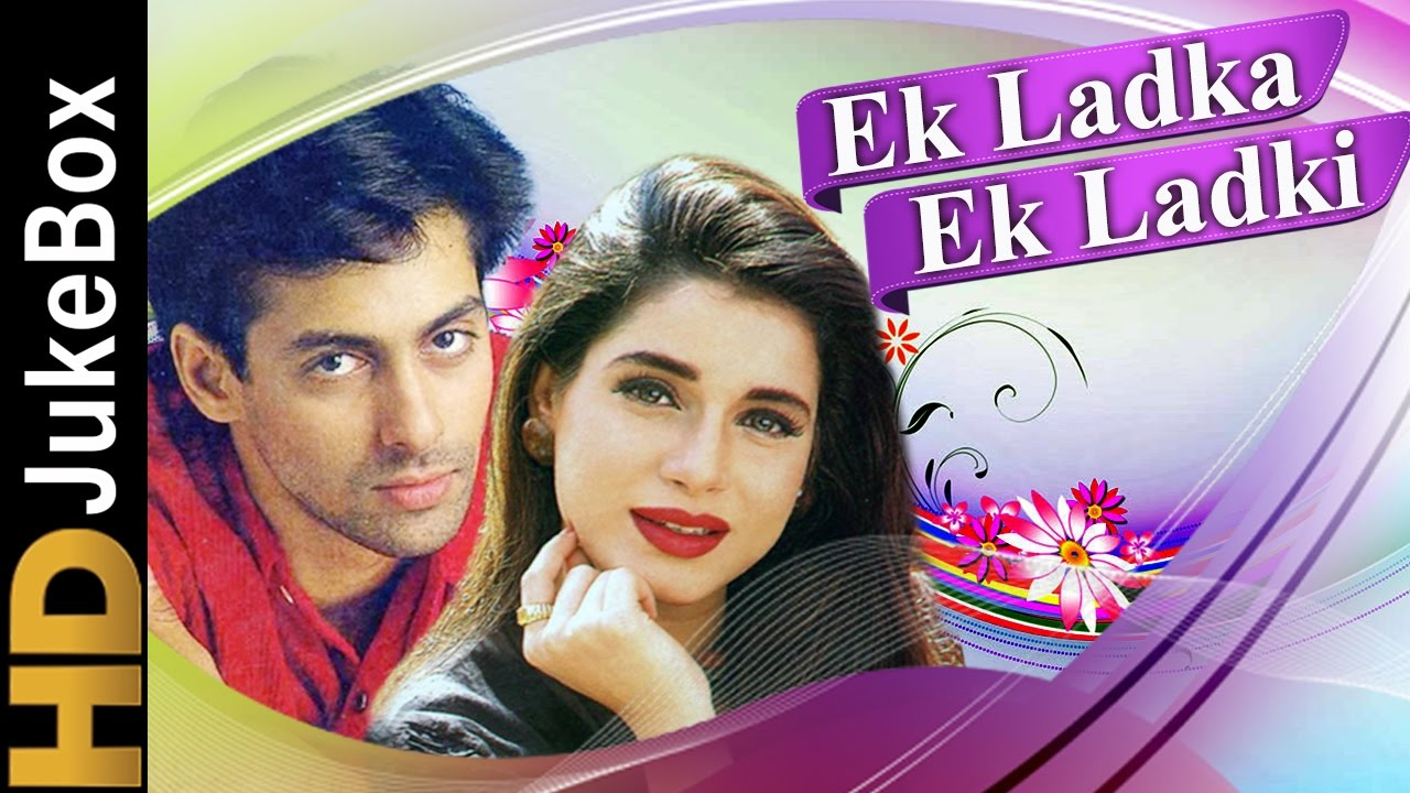 Download Ek Ladka Ek Ladki (1992) | Full Video Songs Jukebox | Salman Khan, Neelam