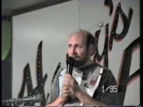 Auri Naggar-1995 Harry's Bug Bistro Karaoke