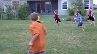Best backyard Football