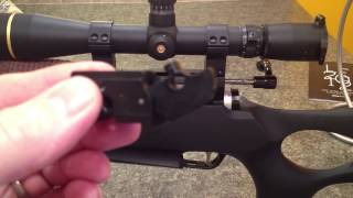 Review of a .22 cal. Single Shot Loader for the Daystate Air Wolf