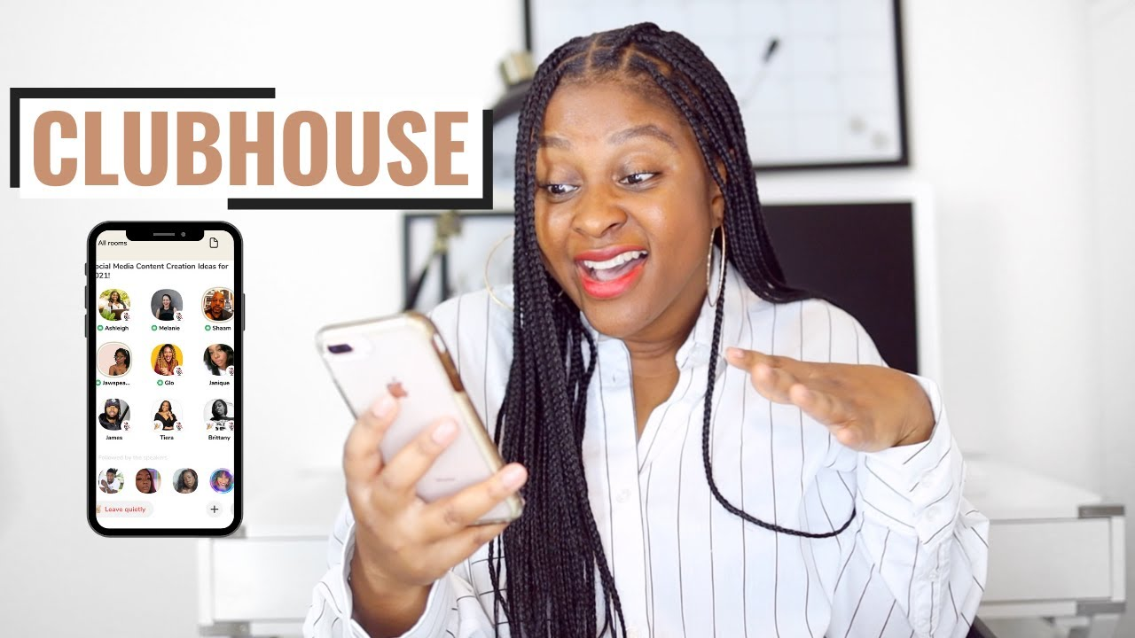 WHAT IS #CLUBHOUSE APP? The MUST HAVE Social Media App for 2021 (Review) - Vlogmas Day 15