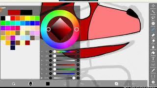Как сделать аниматроника в рисуем мультфильмы 2 или что делать если не скачиваются спрайты 1/2