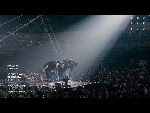 [SPOT] NU'EST W Concert Double You in Jakarta - #DoubleYouinJKT