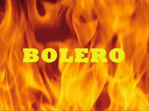 NO MORE BOLERO - 3 versiones con voces espectaculares, 1989  (LYRICS)