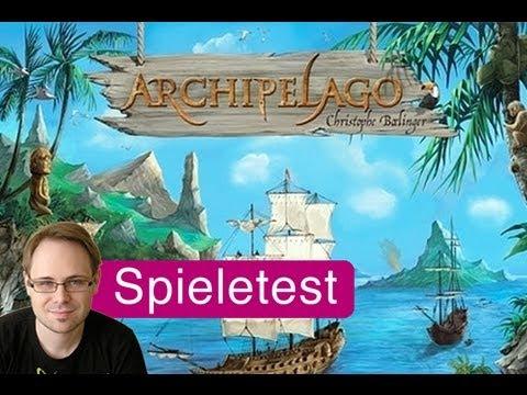 Archipelago (Brettspiel) / Anleitung & Rezension / SpieLama