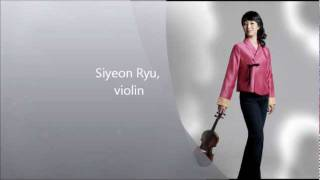 세계 민속음악 모음곡(Folk songs from the World) - Siyeon Ryu, violin