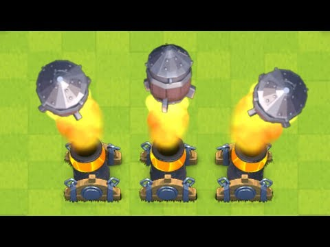 LONG RANGE MORTAR - Clash Royale Funny Moments Part 80 - Clash LOL Funny Montages, Glitches, Trolls