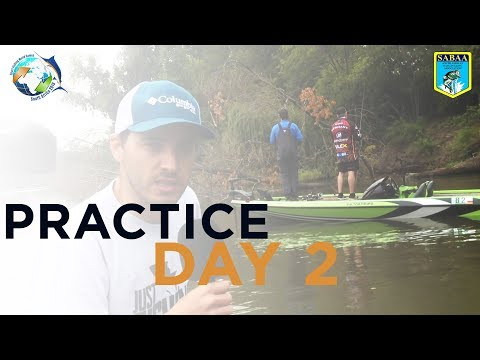 Sport Fishing World Games - Practice Day 2