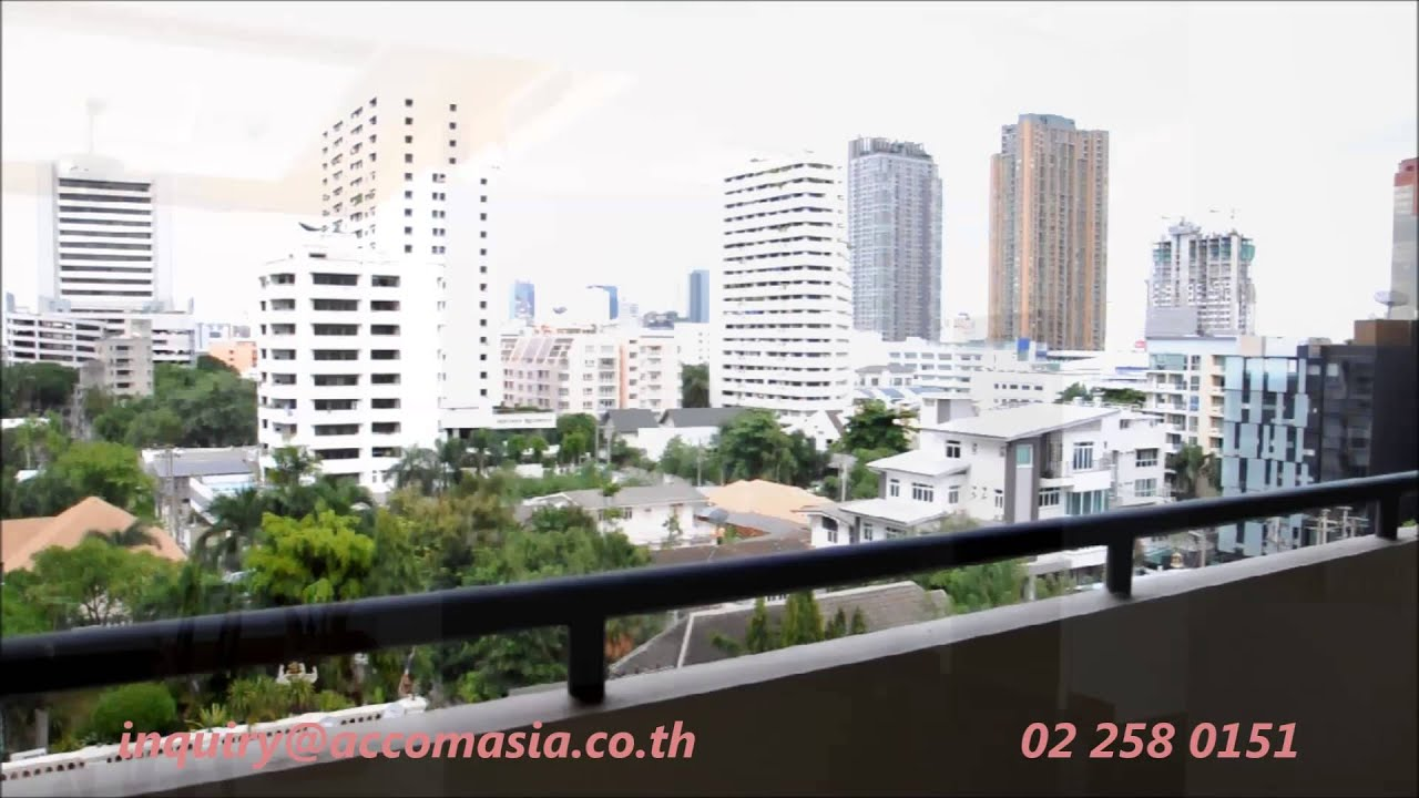 Apartment Rent 70 K. Sukhumvit 11- Nana BTS Bangkok - YouTube