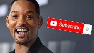 Youtube Gave All of My Subskrybujrs to Will Smith