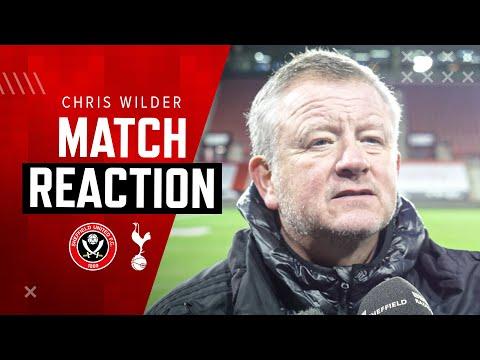 Chris Wilder | Match Reaction Interview | Sheffield United 1-3 Spurs