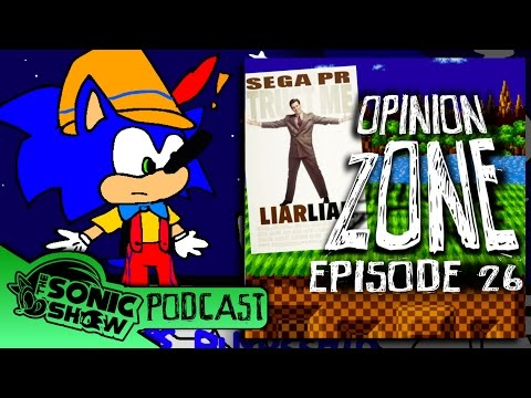 Opinion Zone 26: Can Sega Keep Their Promises?