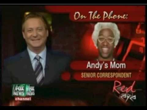 Red Eye - Andy Levy Talks to his Mom
