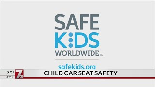 Safe Kids Expert Discusses Car Seat Safety, Event