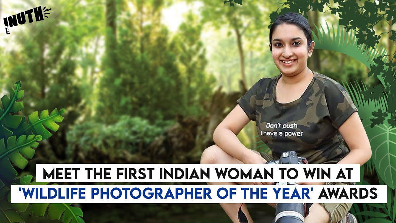 Meet the First Indian Woman To Win at 'Wildlife Photographer Of The Year' Awards