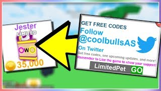 * NUEVO * CHESTS DE TREASURE! + 3 NUEVOS CODES (ROBLOX PET RANCH SIMULATOR)