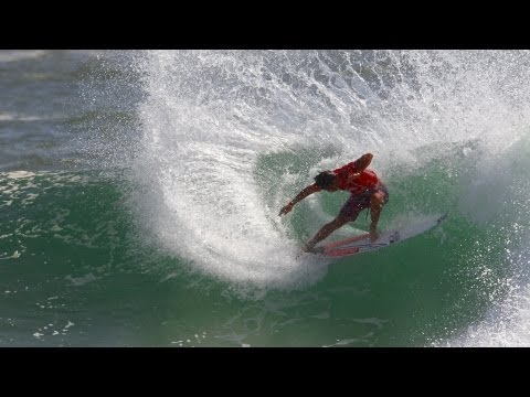 Round Two Highlights — Quiksilver Pro Gold Coast