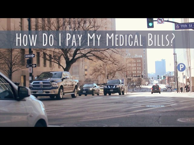 How Should I Pay My Medical Bills?