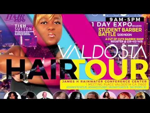 Valdosta Hair Tour Expo