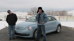 VW Beetle TDI Diesel Mile High 0-60 MPH Performance Test