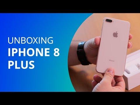 d2e3dfc3f8872c iPhone 8 Plus [Unboxing] - Canaltech - YouTube