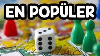 Dünyadaki En Popüler 10 Kutu ve Masa Oyunu