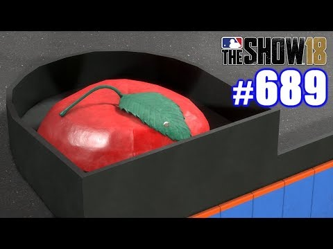 AIMING FOR THE BIG APPLE! | MLB The Show 18 | Road to the Show #689