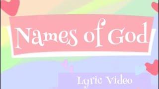 Names of God | Lyŗic Video