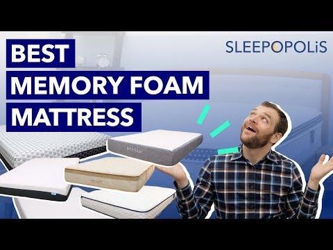 Best Memory Foam Mattress 2020 Our Top 6 Beds!