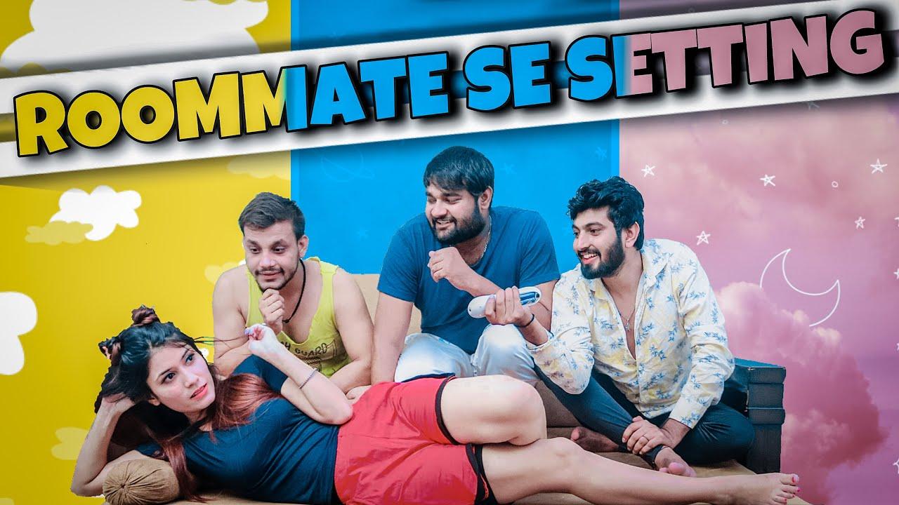 Girl Roommate Se Setting | Flatmate Girl vs Boy | Female