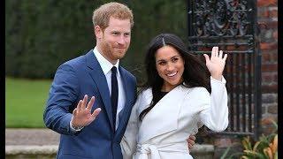 видео Свадьба принца Гарри и Меган Маркл