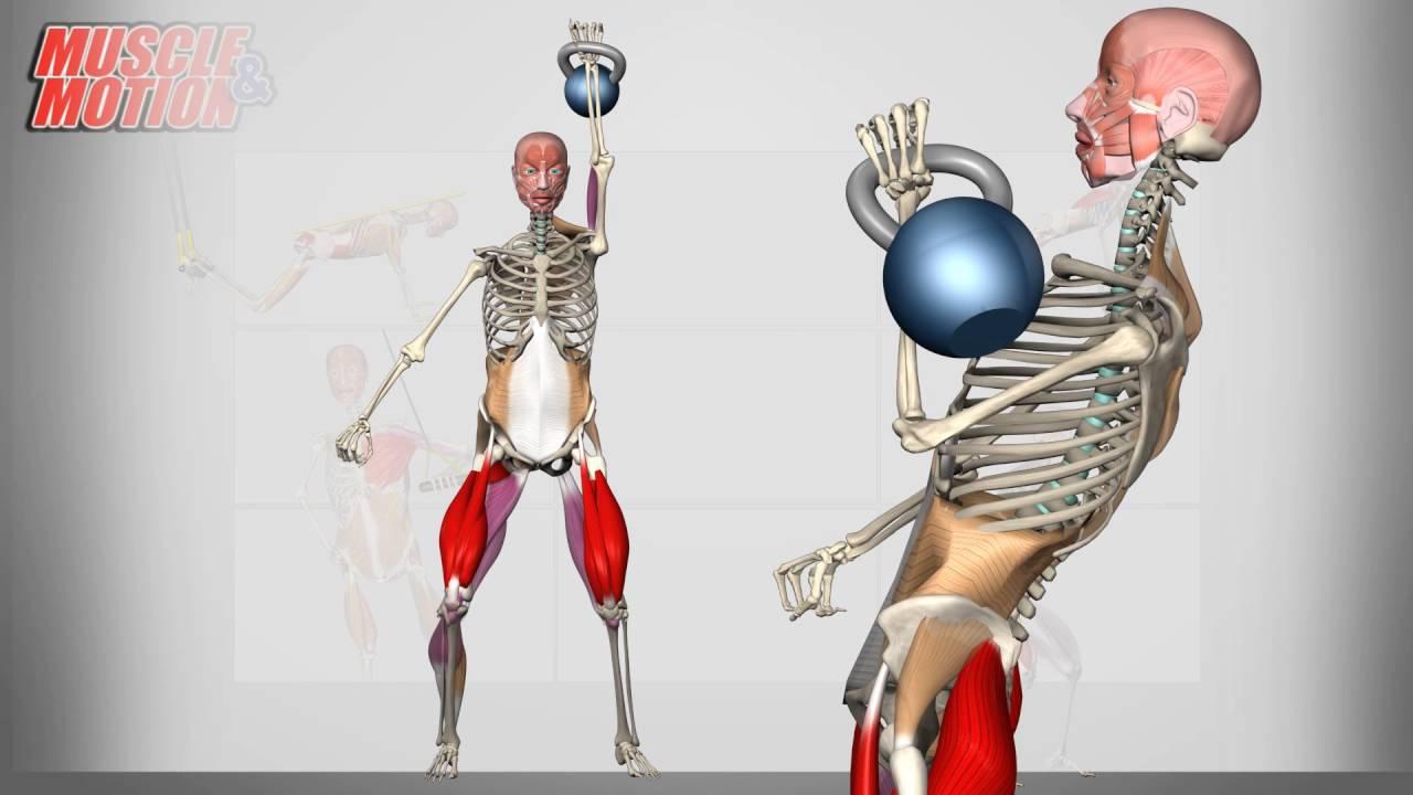 Strength Training, Kettlebell, Stretching - YouTube