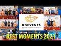 Лучшие моменты Межкорпоративной Премьер-Лиги UnEvents-2021 (Газпромбанк и все, все, все..)