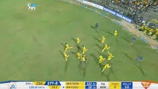 IPL 2018 - Final Match - CSK Vs SRH Full Match Highlights - 27 May 2018