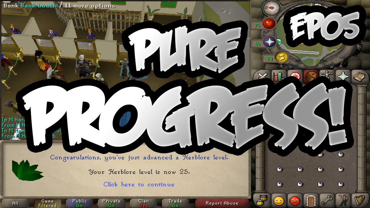 how to get pure ess in osrs