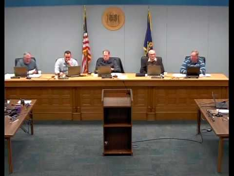02 07 2018 Board of County Commissioners Meeting