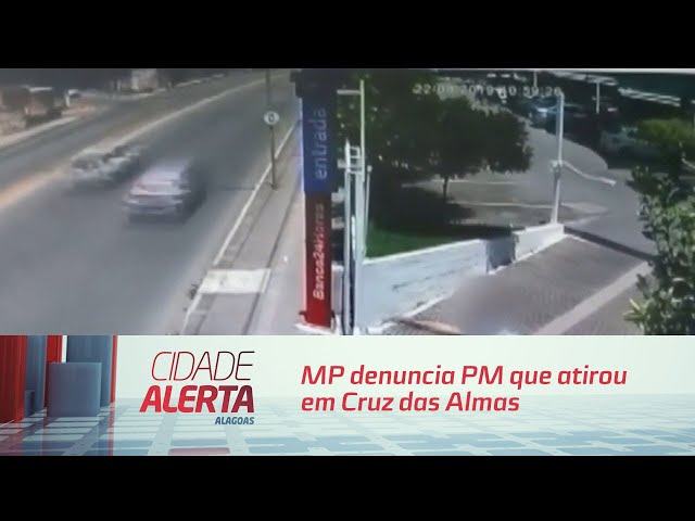 Padeiro assassinado: MP denuncia PM que atirou em Cruz das Almas