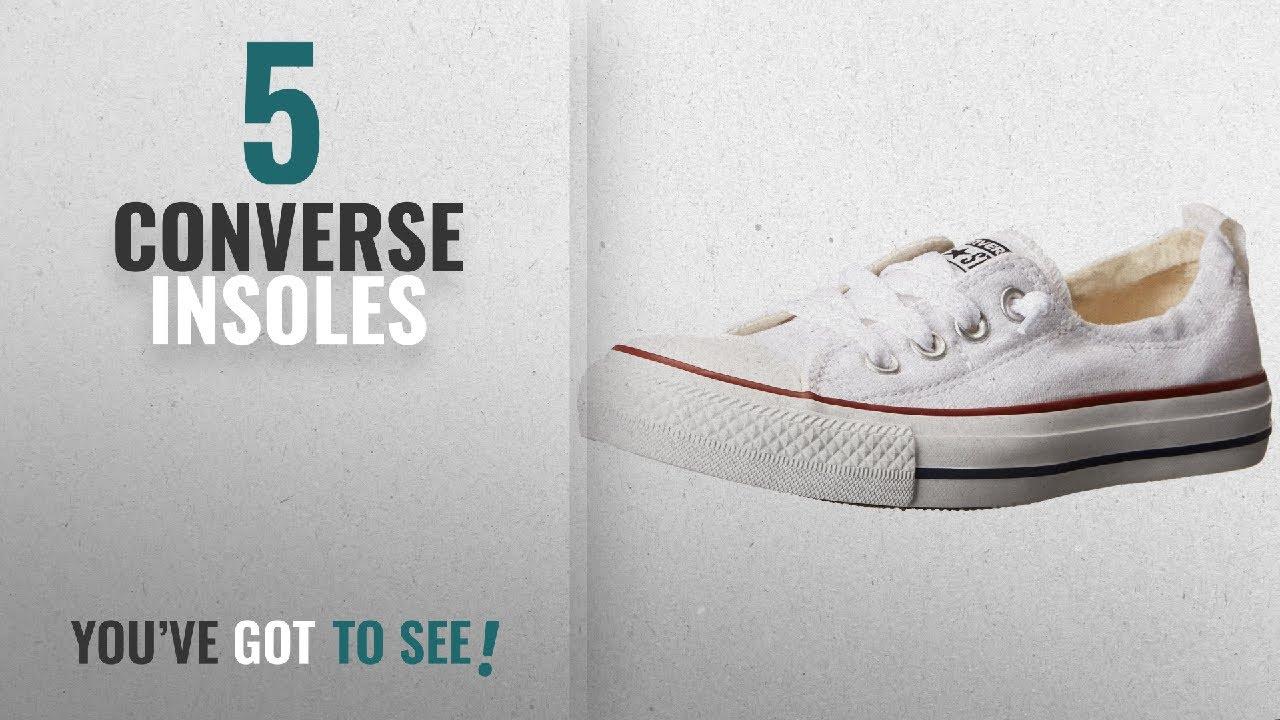 810e1eeca9 Top 5 Converse Insoles  2018   Converse Chuck Taylor All Star ...