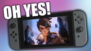 So, Overwatch Is Coming To The Switch
